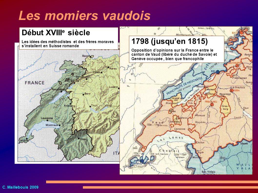 C. Maillebouis 2009 Situation du darbysme en 2000 Frères III Frères IV