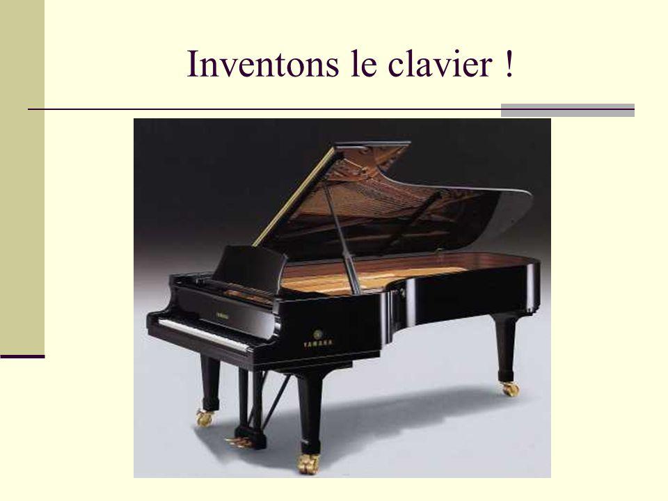 Quelques exemples déchelles musicales à cinq notes : échelles pentatoniques à sept notes : échelles heptatoniques à douze notes : échelles dodécaphoni