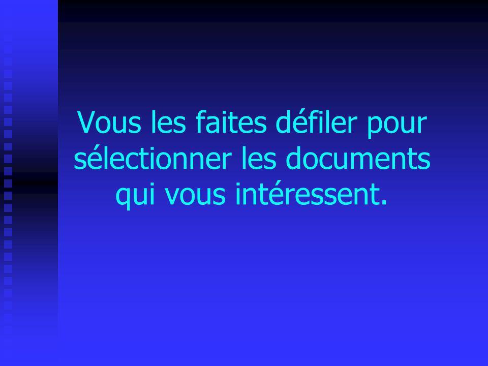 Pour pouvoir retrouver les documents pensez à noter : Le titre du document ou de larticle de revue Lauteur et le nom de la revue La cote pour un livre et le numéro pour un périodique
