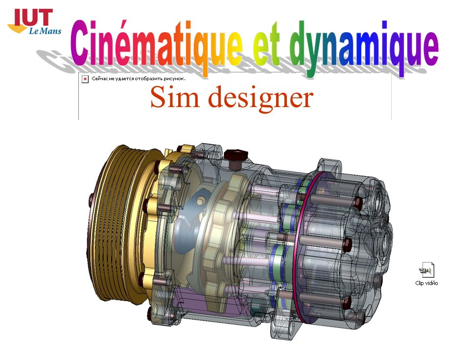 Sim designer