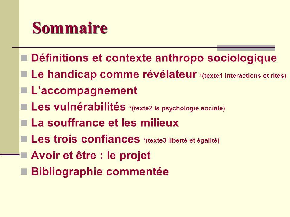 1 Définitions et contexte anthropo sociologique
