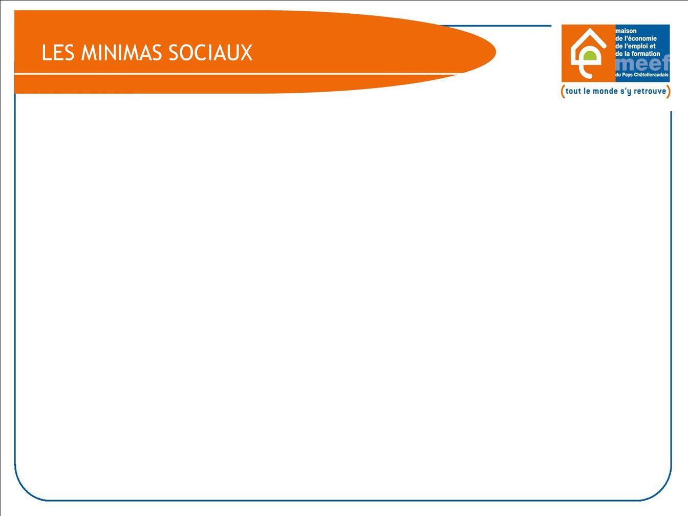 LES MINIMAS SOCIAUX