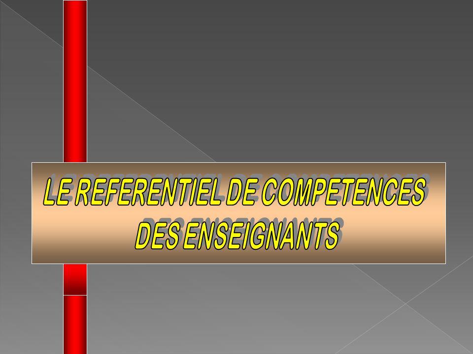 REFERENCES REGLEMENTAIRES Bulletin officiel de lÉducation Nationale du N°29 du 22 juillet 2010