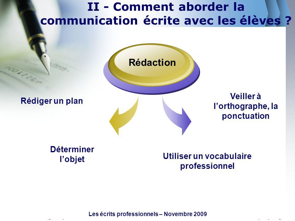 www.themegallery.comCompany Logo Rédiger un plan Rédaction Déterminer lobjet Utiliser un vocabulaire professionnel Veiller à lorthographe, la ponctuat