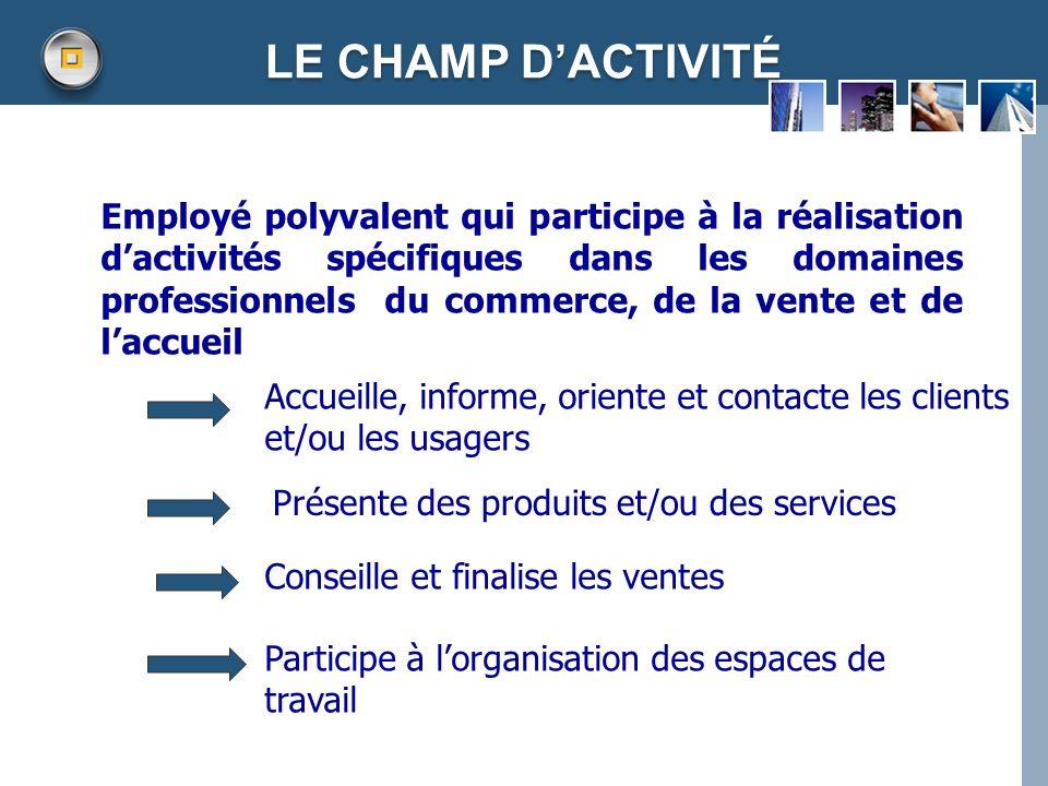 LOGO LES ÉPREUVES DU BEP MRCU Bac Pro Commerce Bac Pro Vente Bac Pro Services