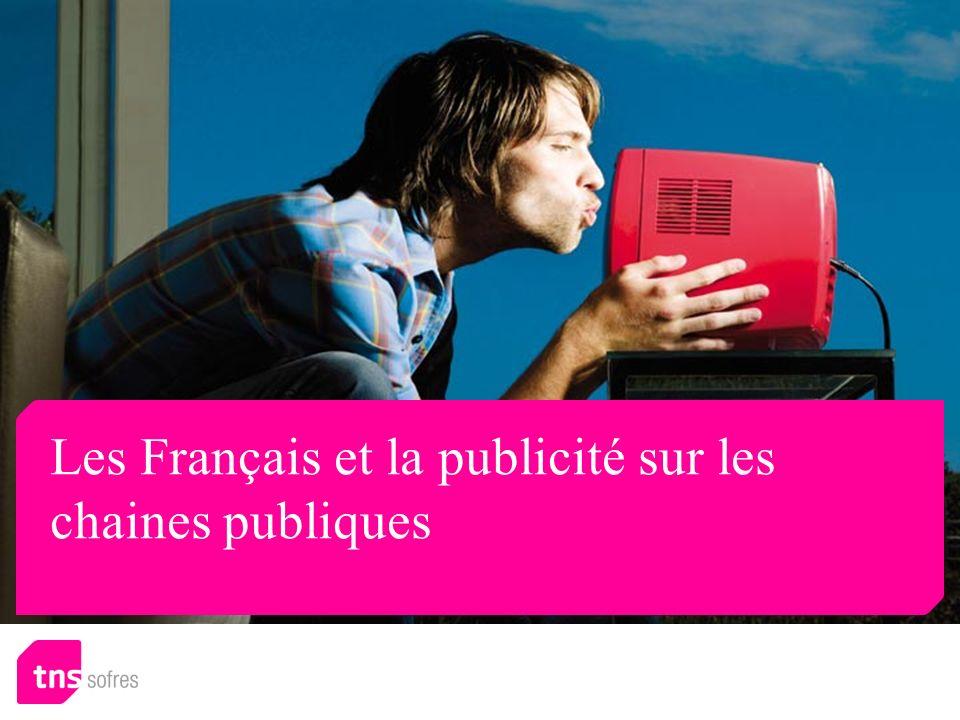 Les Français et la publicité sur les chaines publiques