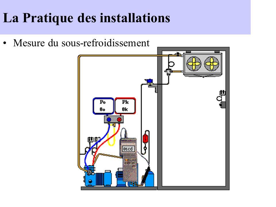 La Pratique des installations Recherche de fuites Une fois le montage du circuit frigorifique terminé, il faut rechercher les fuites sur les raccords, les brasures, les joints et tous les éléments qui sont susceptibles de fuire.