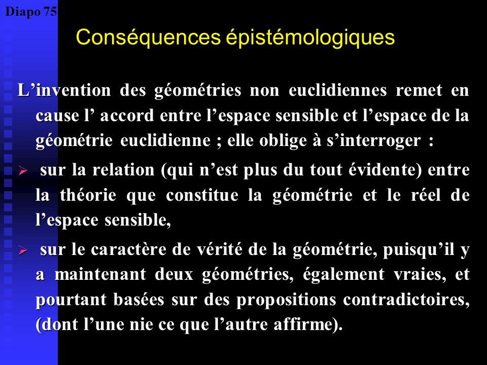 Quel est alors le statut de la vérité en mathématiques ? Adéquation de la chose et de lentendement : la vérité dans lesprit est le décalque dune réali