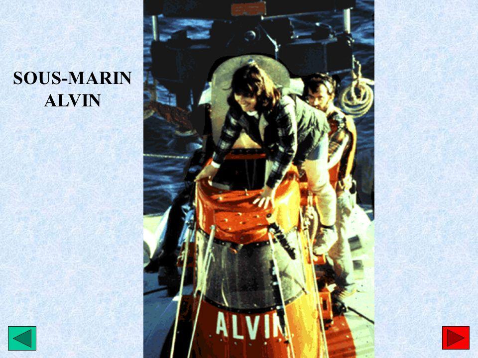 SOUS-MARIN ALVIN