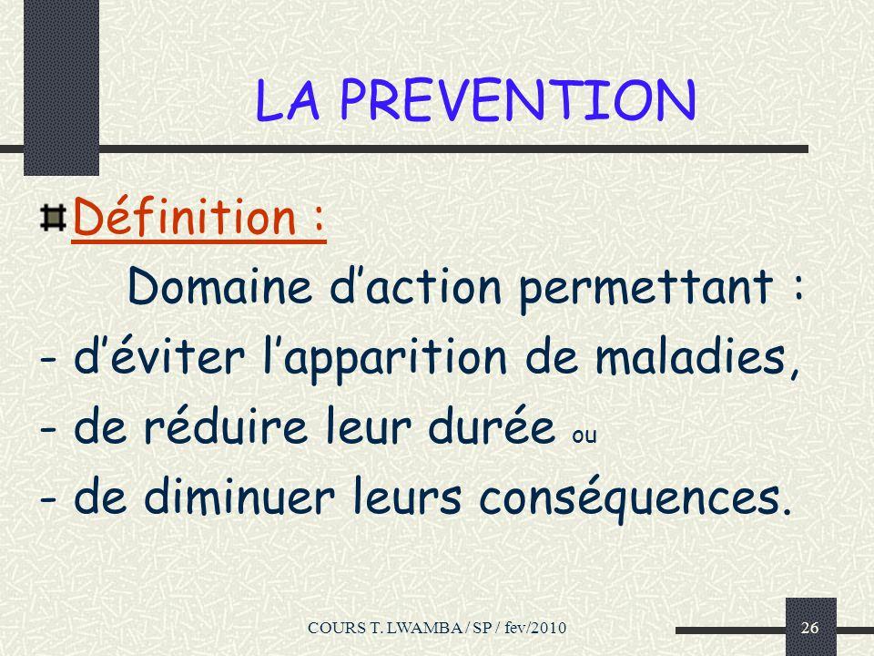 LA POLITIQUE DE SANTE EN FRANCE Tentatives de correction du déséquilibre entre le « curatif » et « le préventif »: La loi du 09 Aout 2004 relative à l