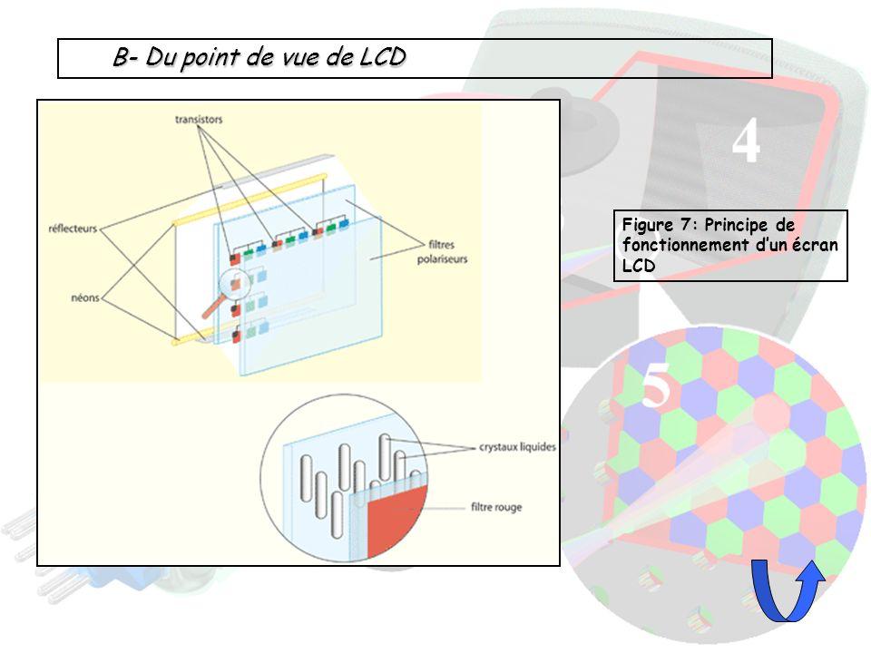 B- Du point de vue de plasma Figure 8: Principe du fonctionnement du plasma
