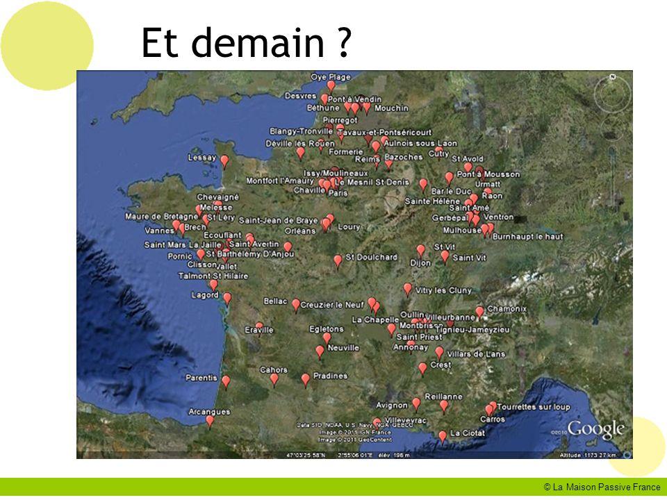 © La Maison Passive France Et demain ?