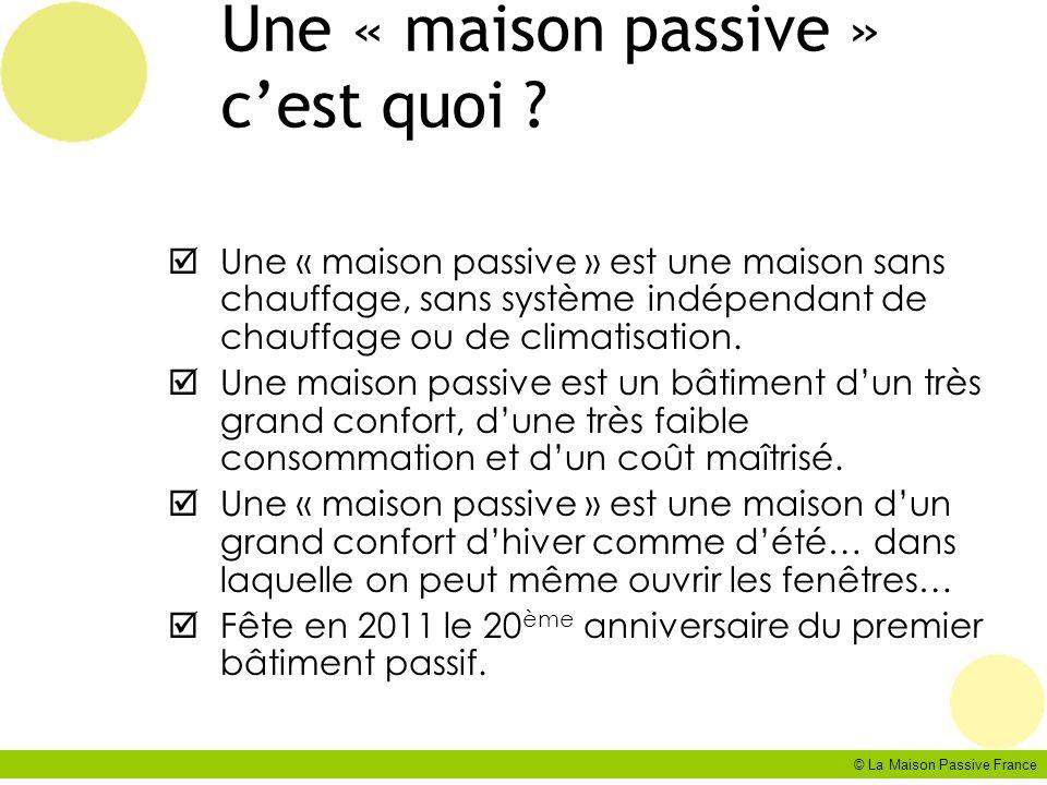 © La Maison Passive France Pourquoi .