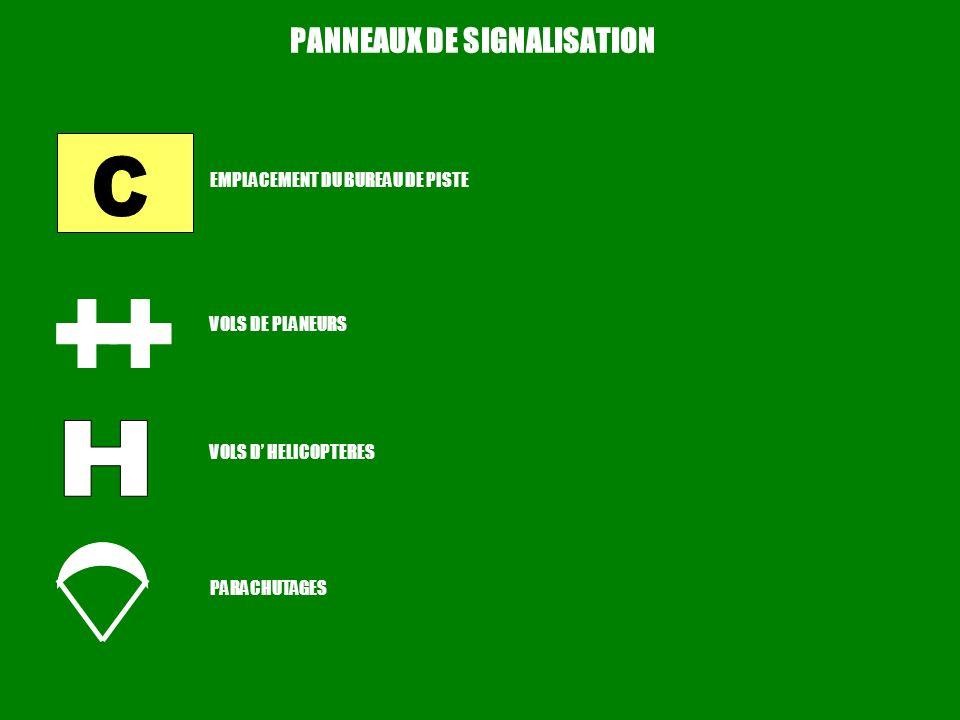 EMPLACEMENT DU BUREAU DE PISTE VOLS DE PLANEURS VOLS D HELICOPTERES PARACHUTAGES