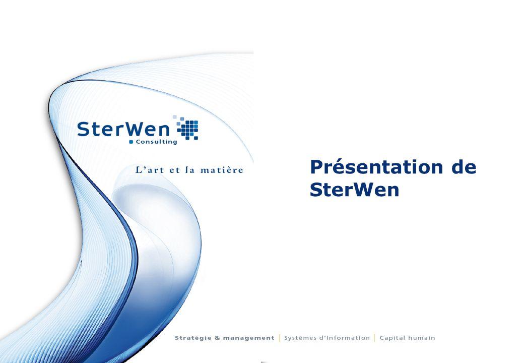 Présentation de SterWen