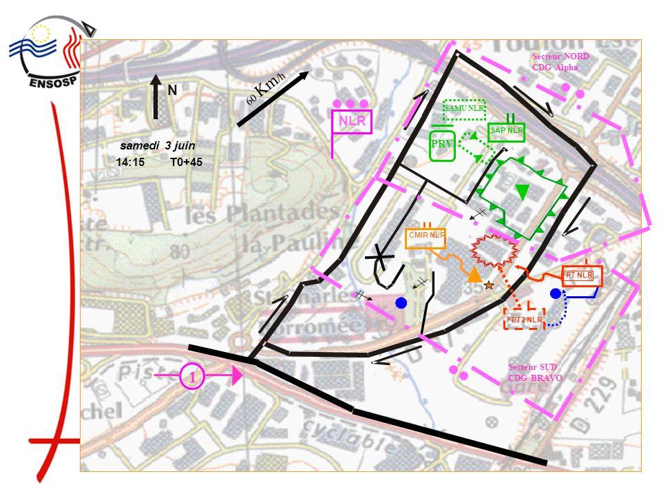 Groupement des Disciplines Opérationnelles-GOC15 Rue de la liberté Rue des soupirs R u e d e l a p a i x MAGASIN RESERVE PI PI2 200m Secteur Réserve C