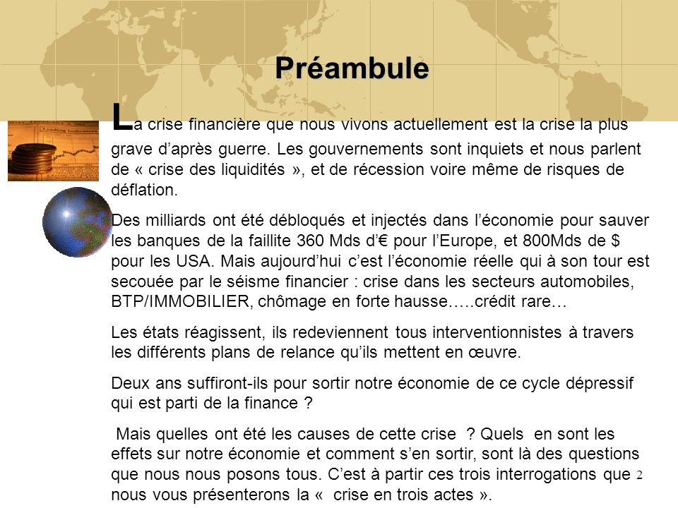 33 En France actuellement, le risque de déflation est encore jugé minime par la plupart des économistes ; en effet, il reste un « noyau dur » dinflation en excluant les produits à prix volatils (énergie, alimentaire frais, tarifs publics) qui est à un niveau élevé : hausse de 0,1 % en novembre, 1,9 % sur un an.