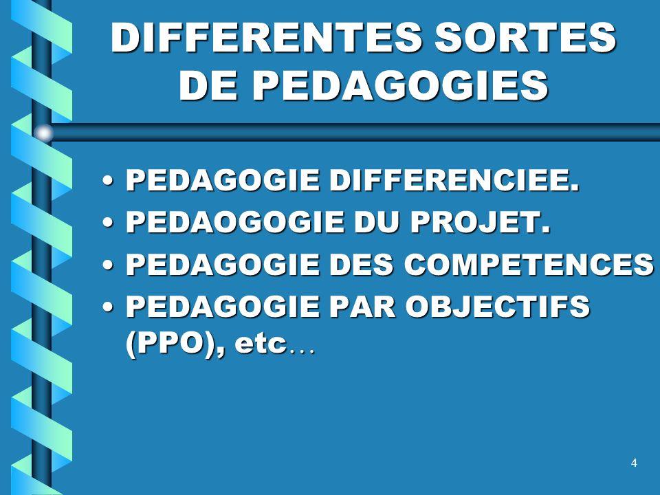 3 LA REFORME DU SYSTEME EDUCATIF UNE REFORME DU SYSTEME EDUCATIF N EST UN ENJEU MAJEUR QUE SI ELLE PROFITE, EN PRIORITE, AUX ELEVES QUI NE REUSSISSENT