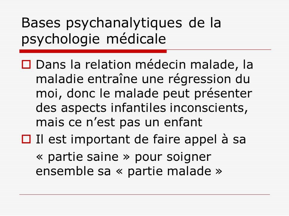 Bases psychanalytiques de la psychologie médicale Le point de vue économique postule une circulation dénergie au sein de lappareil psychique.
