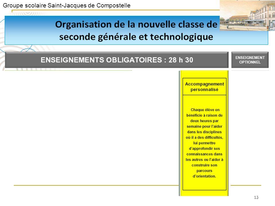 Groupe scolaire Saint-Jacques de Compostelle 13