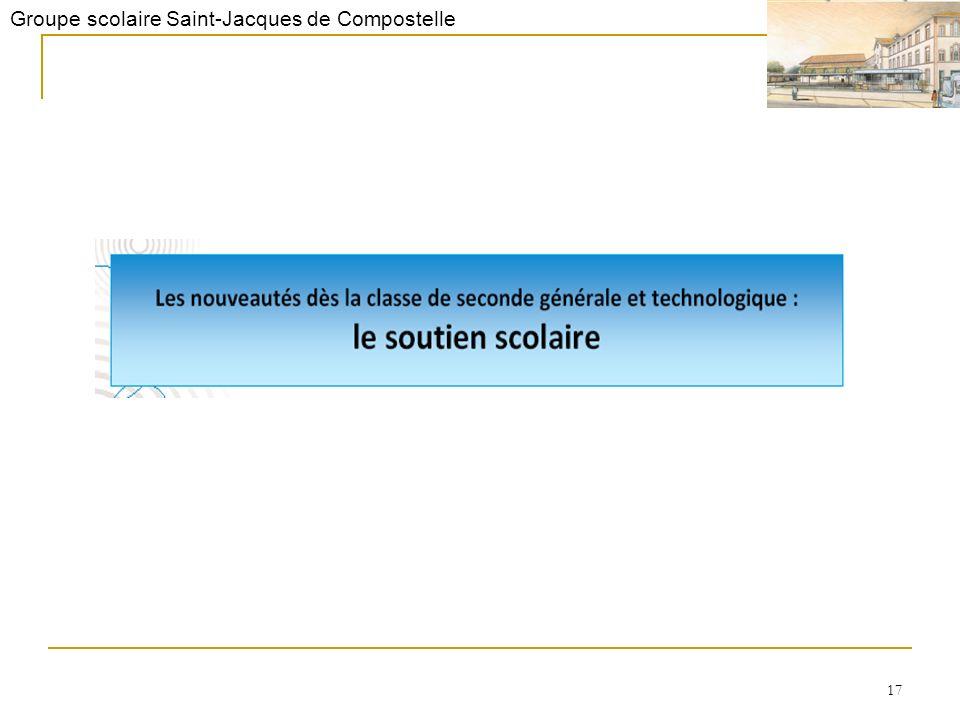 Groupe scolaire Saint-Jacques de Compostelle 17