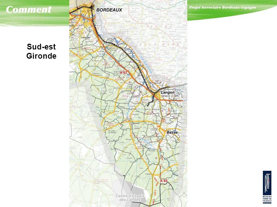 Sud-est Gironde