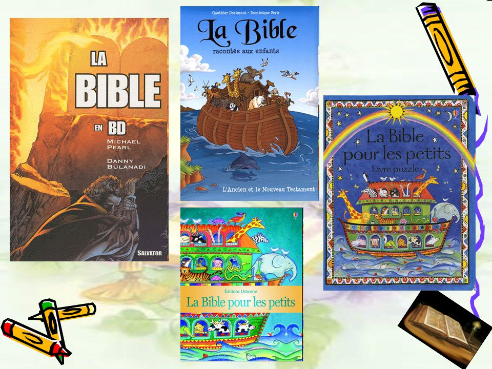 Quels sont les caractéristiques de la Bible.