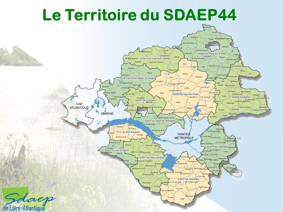 Le Territoire du SDAEP44