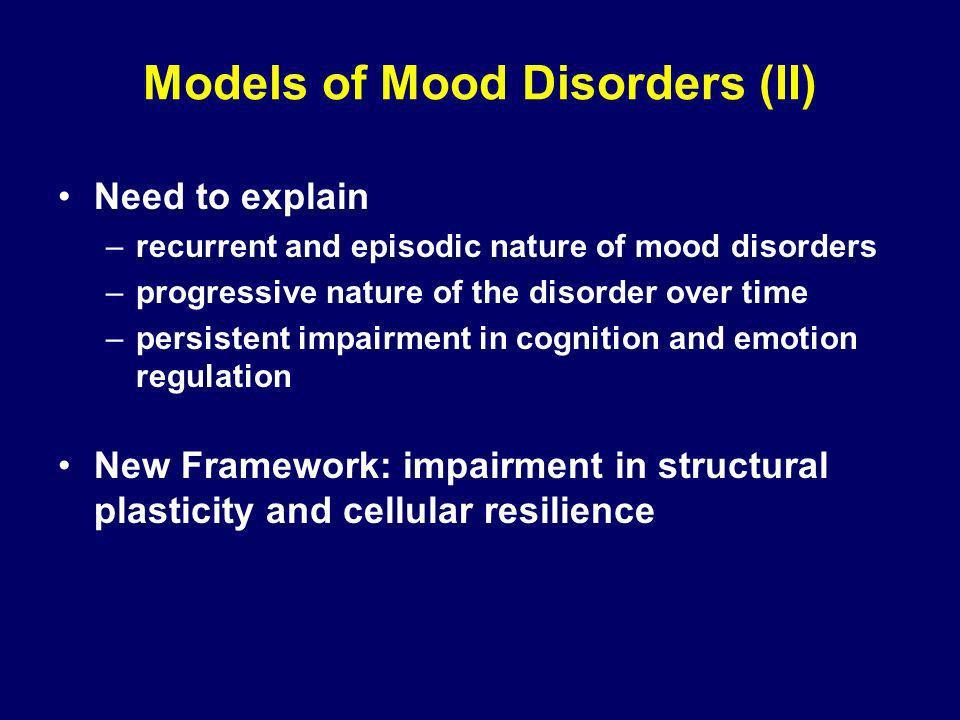 Dérégulation de lhumeur et dépression Tristesse intense et durable Labilité de lhumeur Dysphorie