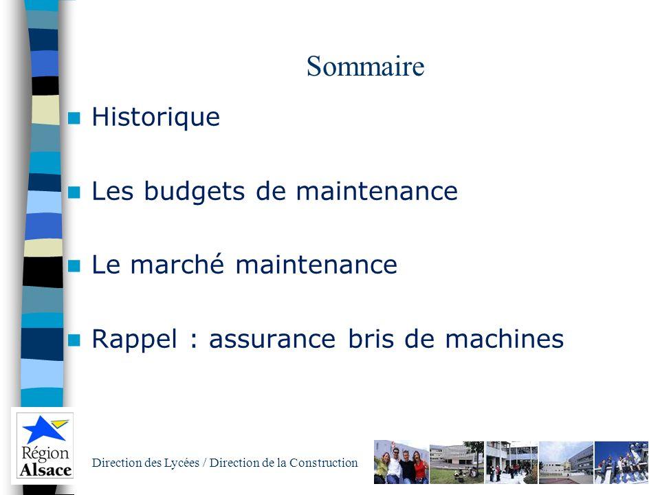 Politique et budgets « maintenance des équipements pédagogiques » Dun désengagement financier de lEtat à une prise en charge globale et partenariale Présentation du 26 mai 2011 Philippe ANTOINE - DC