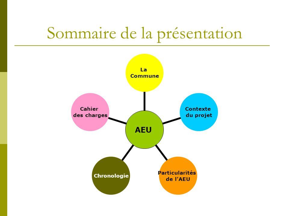 Un dialogue nécessaire et obligatoire entre le promoteur privé et la Ville LAEU, document de référence du projet LAEU, outil de dialogue entre le promoteur et la Ville
