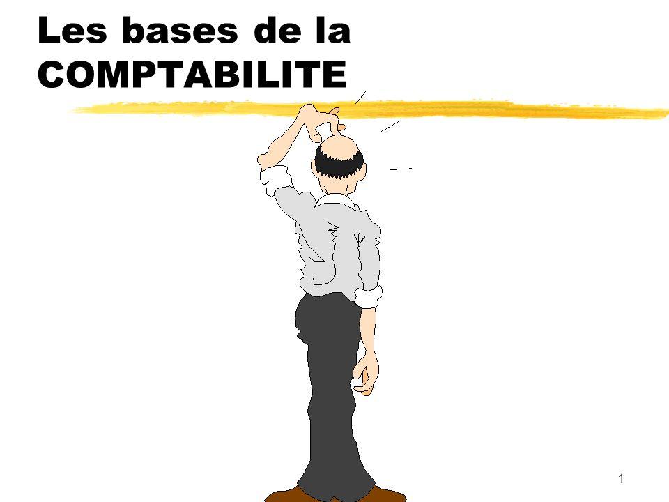 1 Les bases de la COMPTABILITE