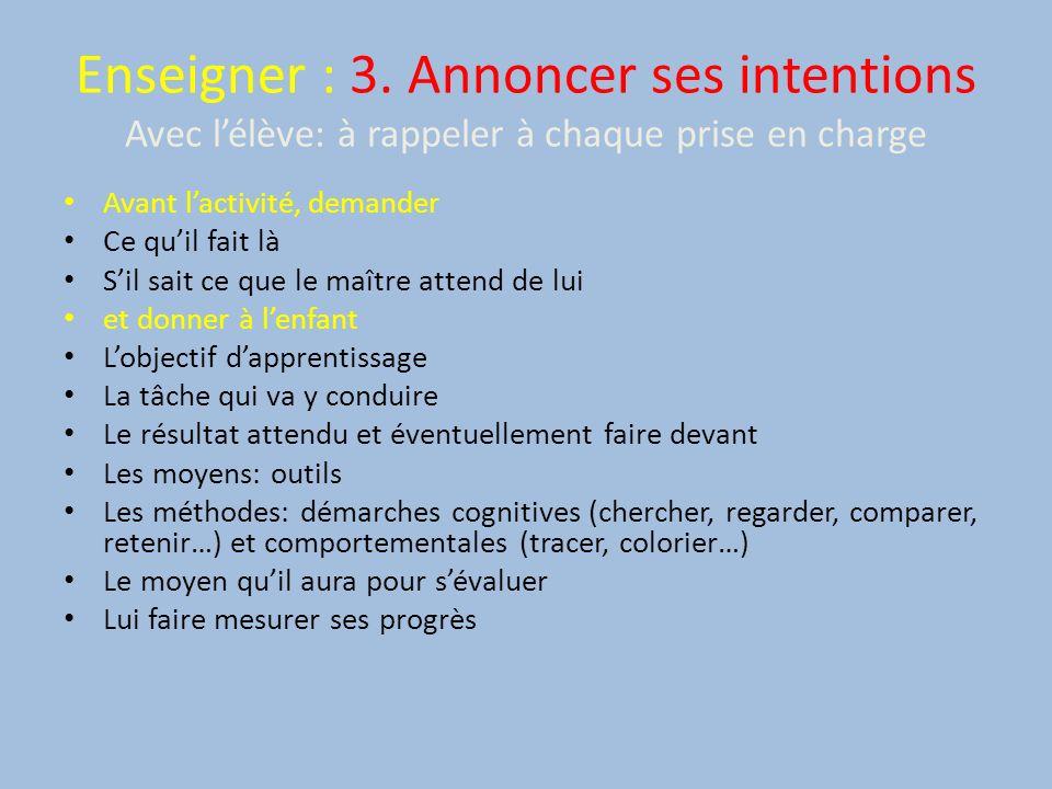 4. Différencier Les supports denseignement et dapprentissage Les situations dapprentissage