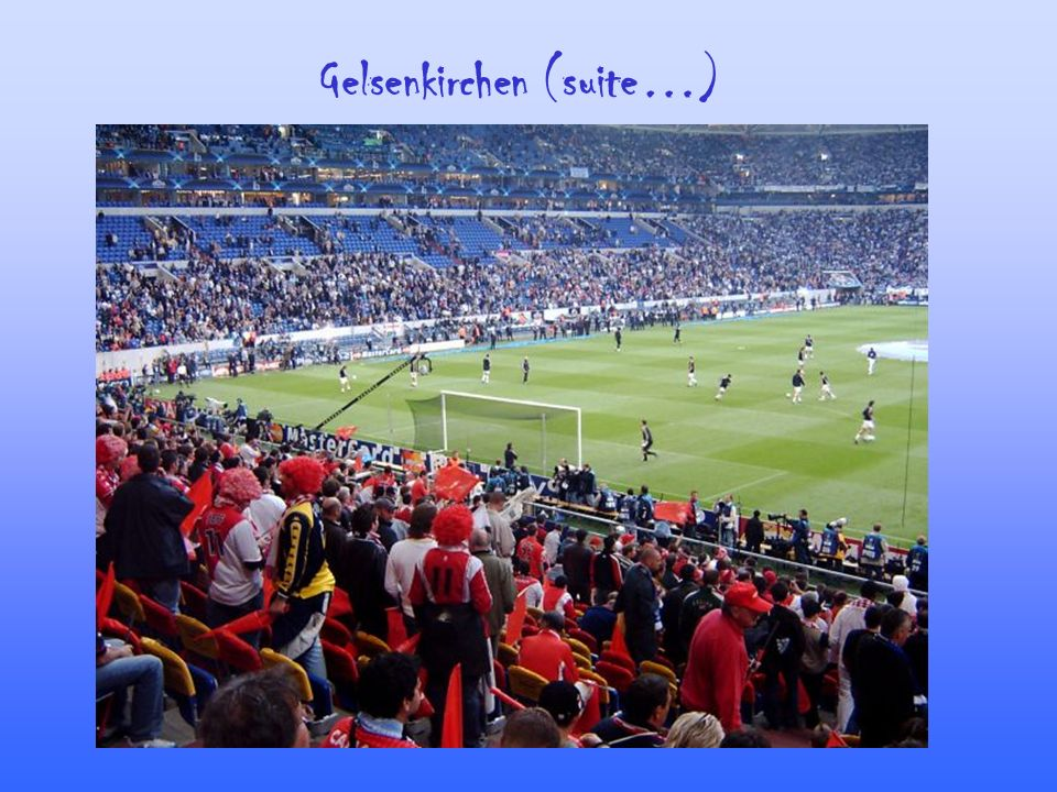 Gelsenkirchen (suite…)