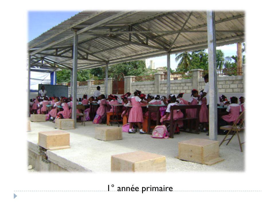 1° année primaire
