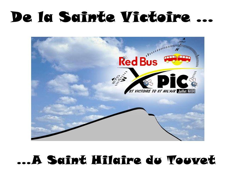 …A Saint Hilaire du Touvet De la Sainte Victoire …