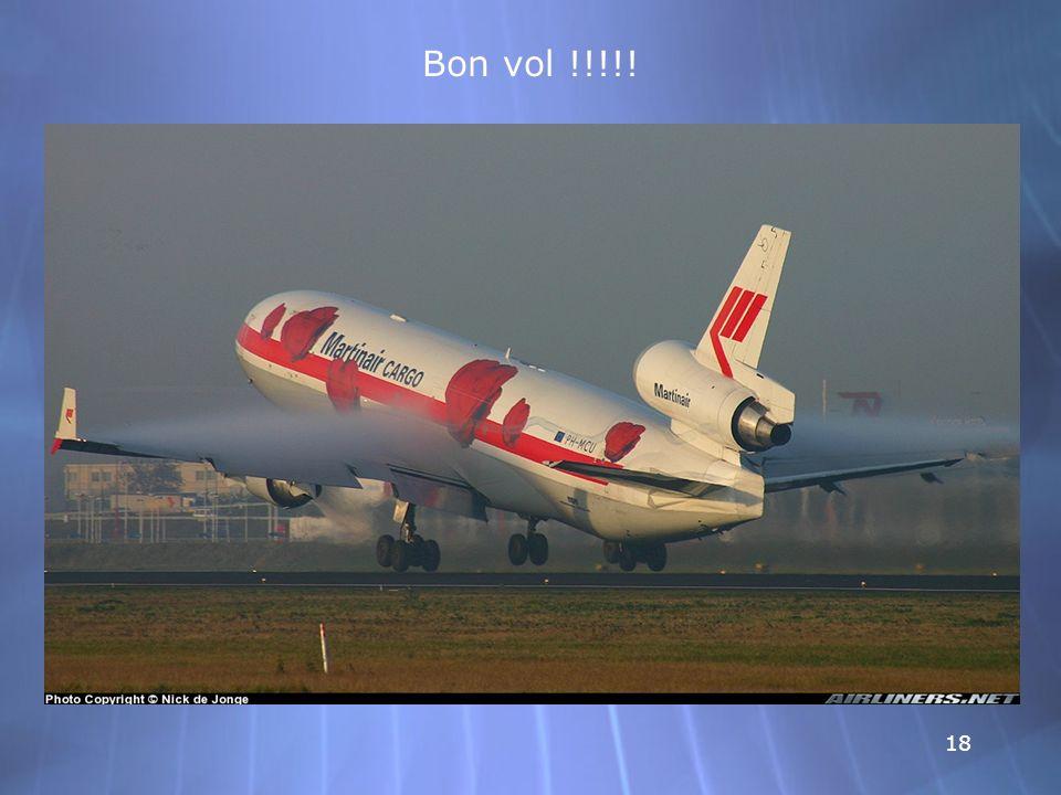 18 Bon vol !!!!!