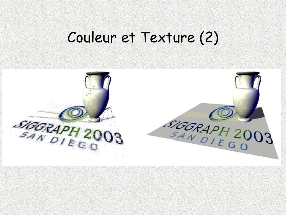 Couleur et Texture (2)