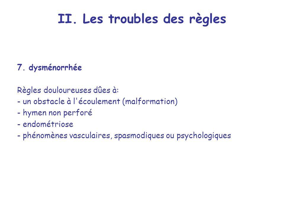 VII.Prolapsus Défaillance à divers degrés des structures de soutien pelviennes et périnéales.