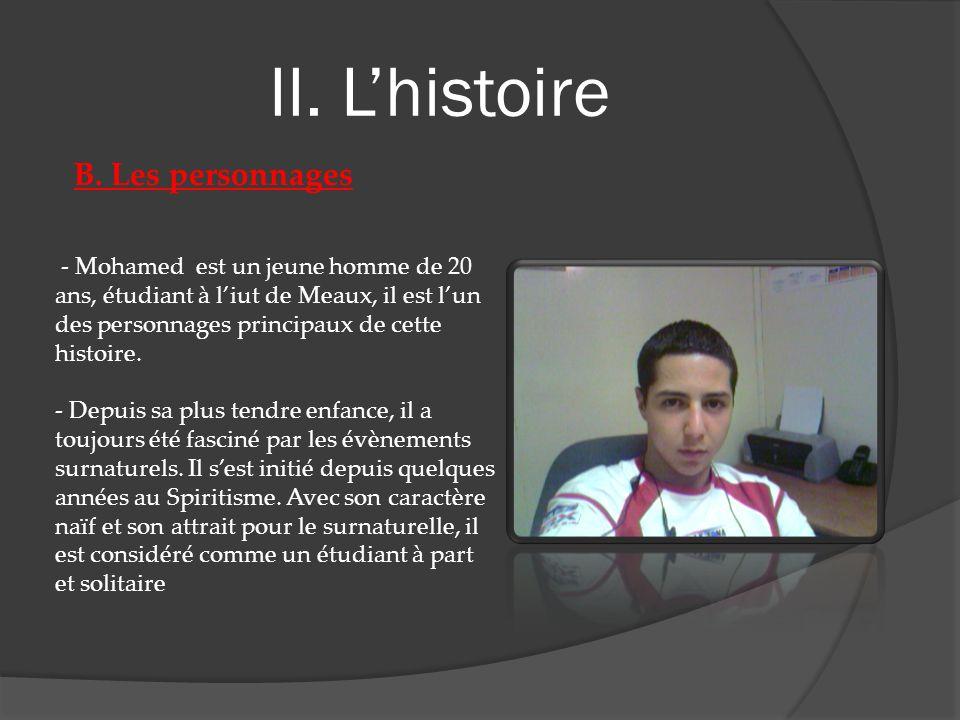 II. Lhistoire B.
