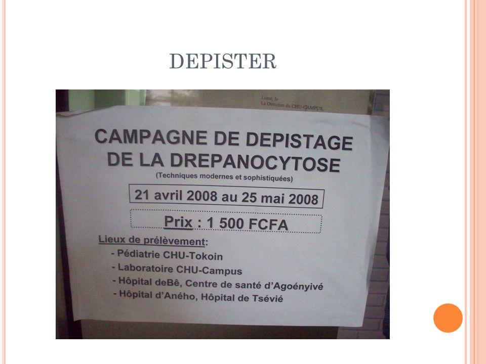 DEPISTER