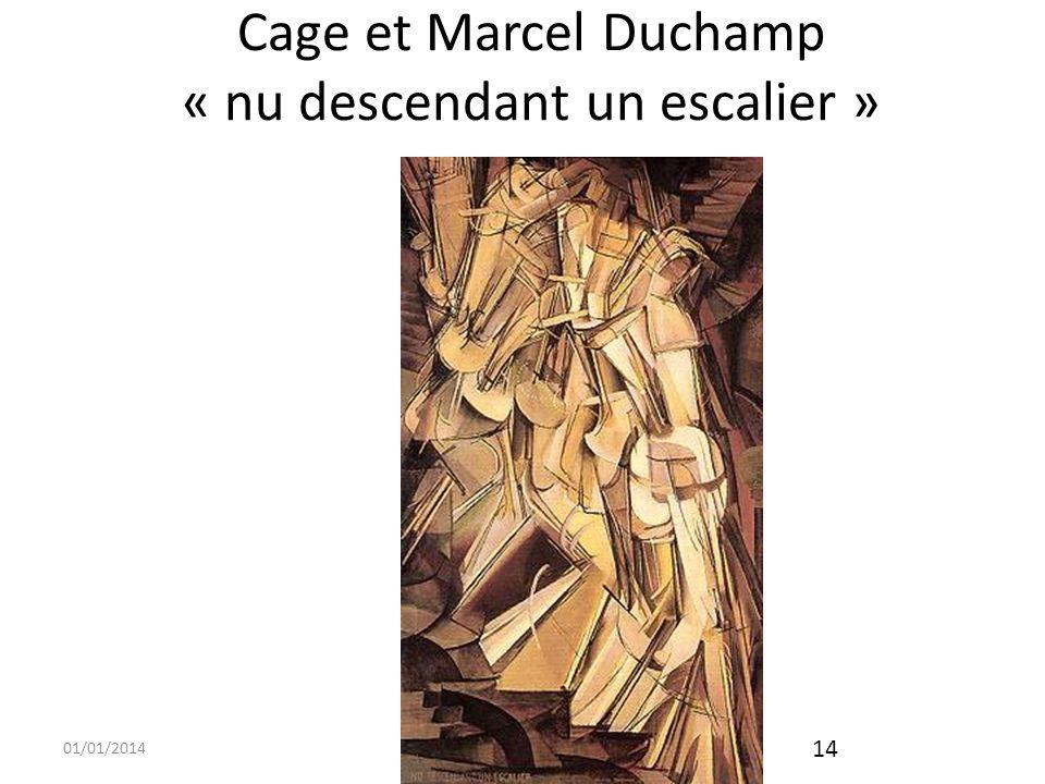 01/01/2014 15 Cage et Marcel Duchamp Chess pieces