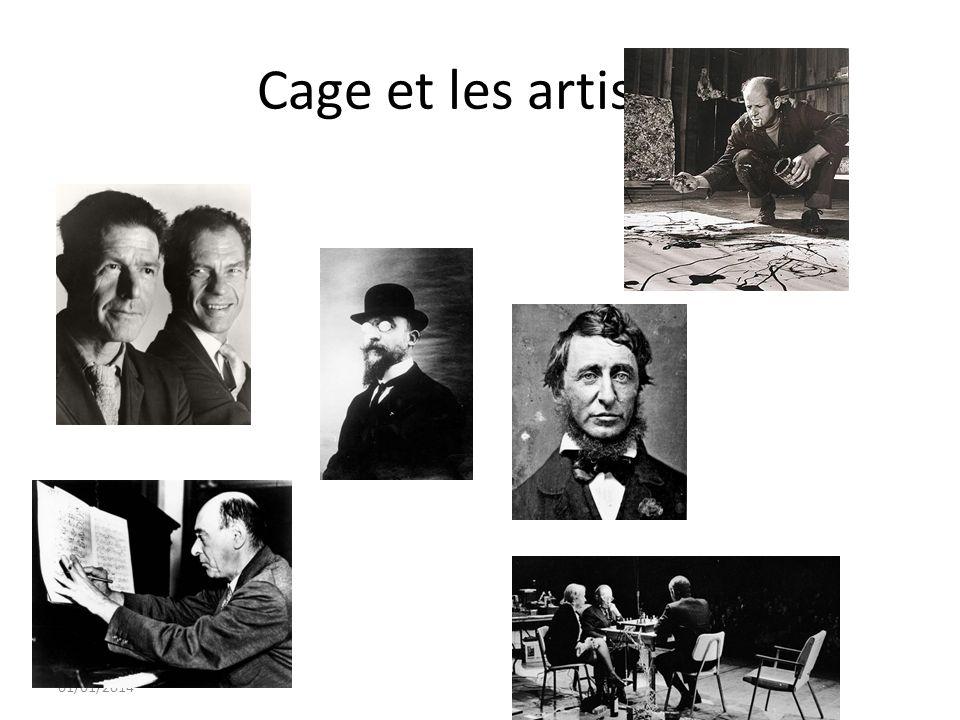 01/01/2014 3 Introduction Cage : continuité et discontinuité Ordre .