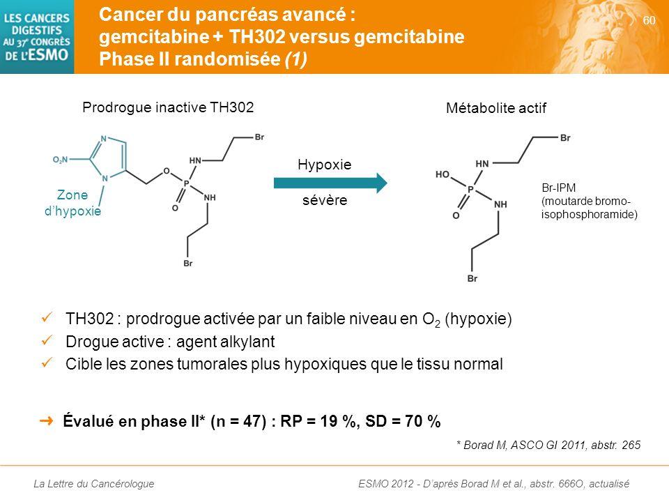 Cancer du pancréas CHAPITRE VII