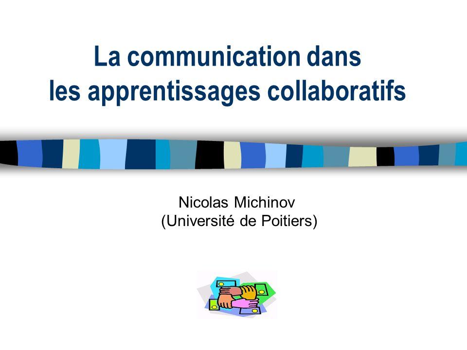 Quest-ce que lapprentissage collaboratif .