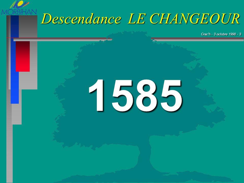 Crac'h - 3 octobre 1998 - 3 Crac'h - 3 octobre 1998 - 3 Descendance LE CHANGEOUR 1585