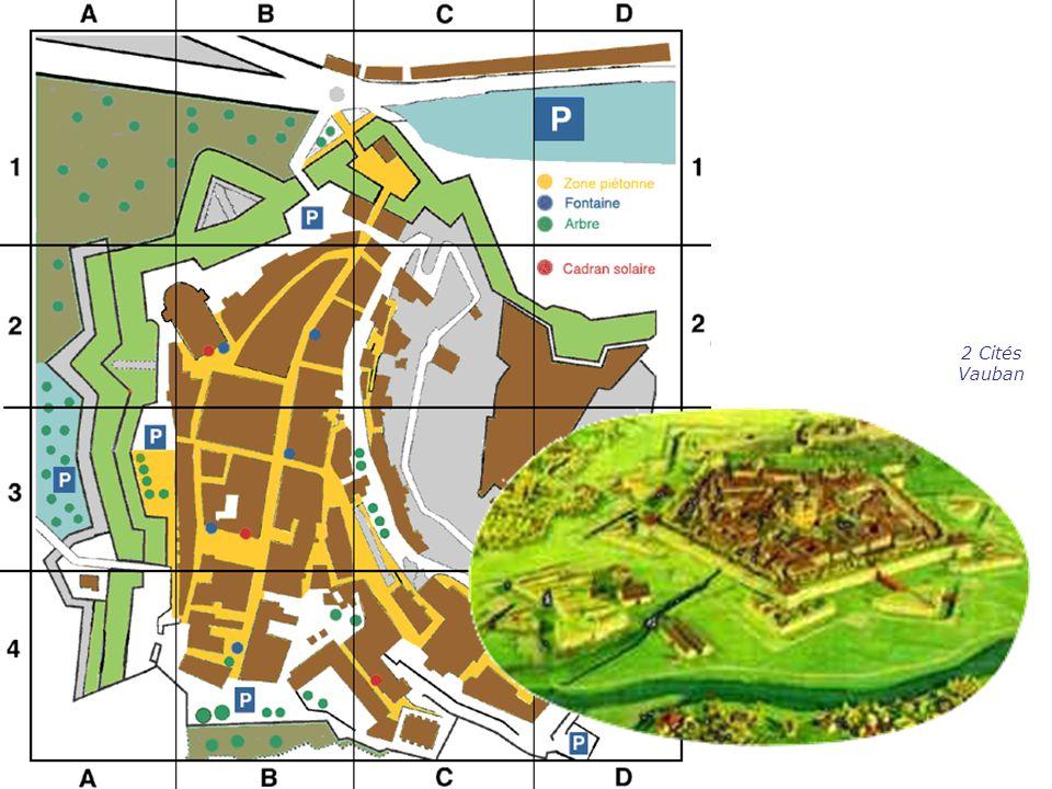 L homme de la technique ICAM 11/10/04 12 Vauban Cours 3 Le Pont Neuf de Toulouse 2 Cités Vauban