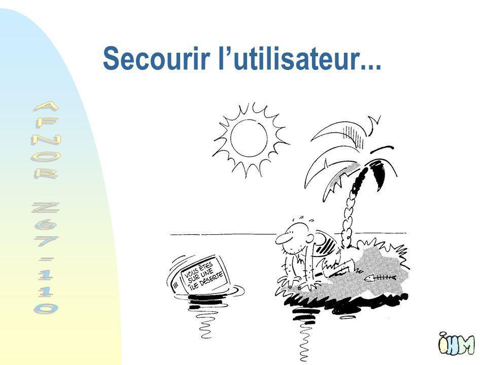 51 Secourir lutilisateur...
