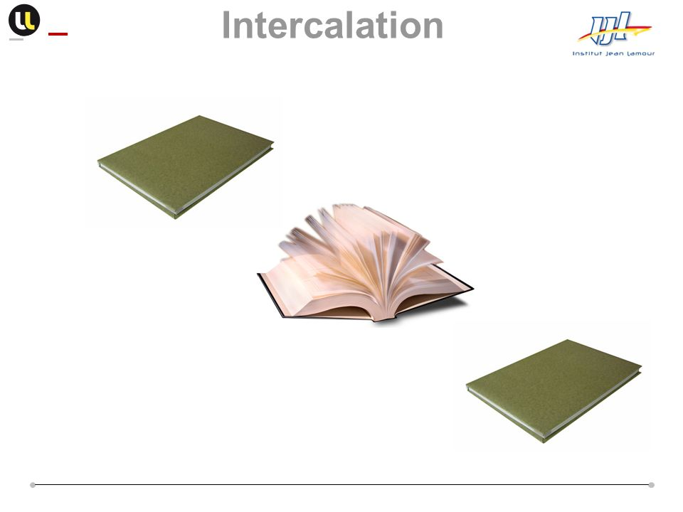 Intercalation