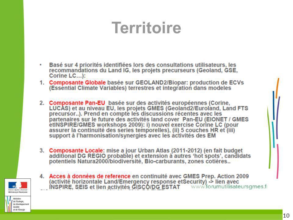 10 Territoire